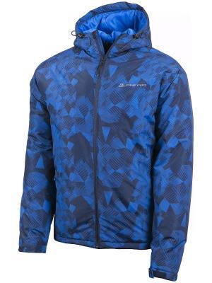 Куртка Alpine PRO. Цвет: темно-синий