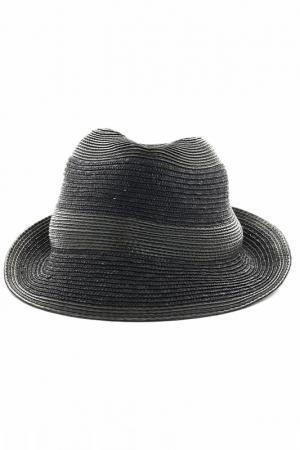Шляпа Emporio Armani. Цвет: черный