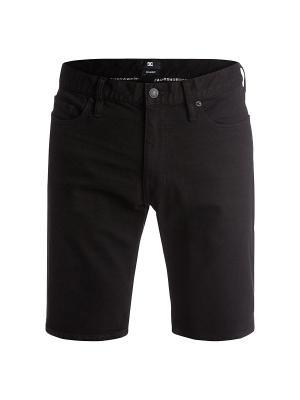 Шорты DC Shoes. Цвет: черный, темно-зеленый, антрацитовый