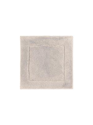 Коврик для ванной ACCENT 60x60 Aquanova. Цвет: бежевый