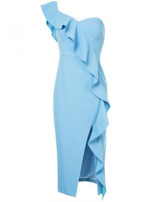 Платье Montecarlo Rebecca Vallance. Цвет: синий