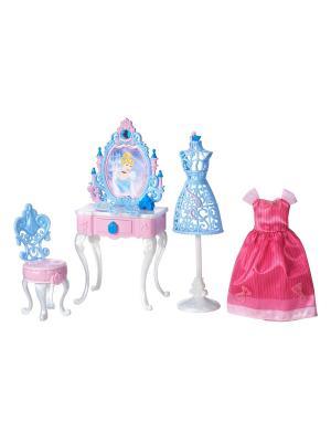 Игровой набор Принцессы в ассортименте (кукла не входит набор) Hasbro. Цвет: голубой, розовый