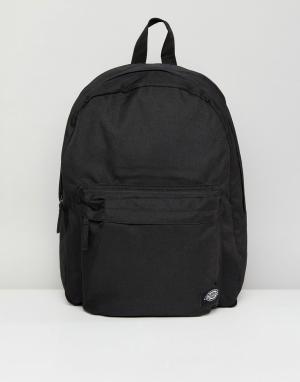 Dickies Черный рюкзак. Цвет: черный