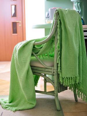 Покрывало ARLONI. Цвет: светло-зеленый