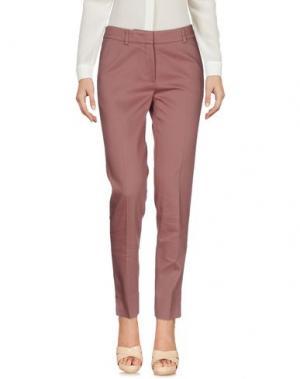 Повседневные брюки ARGONNE. Цвет: пастельно-розовый