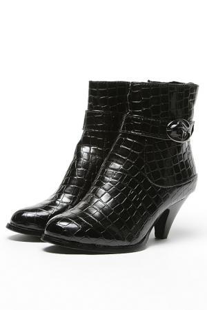 Ботинки Brucco. Цвет: черный