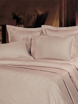 Комплект постельного белья Mona Liza. Цвет: бежевый