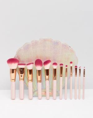 Spectrum Набор из 12 кистей для макияжа эксклюзивно ASOS. Цвет: бесцветный