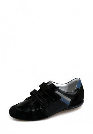 Кроссовки Elegami. Цвет: черный
