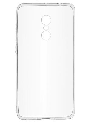 Накладка skinBOX slim silicone для Xiaomi Redmi Note 4.. Цвет: прозрачный