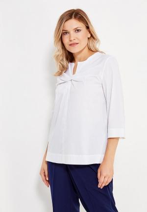 Блуза Svesta. Цвет: белый