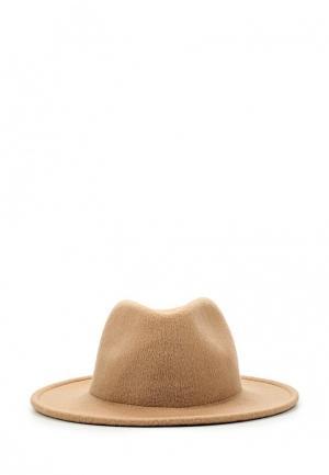 Шляпа Max&Co. Цвет: бежевый