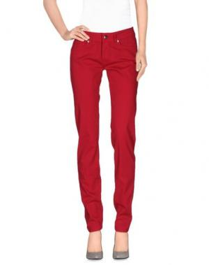 Повседневные брюки ROŸ ROGER'S. Цвет: фуксия