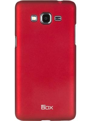 Клип-кейс для  Samsung G530/531 Galaxy Grand Prime skinBOX. Цвет: красный