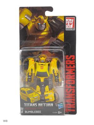 Трансформеры ДЖЕНЕРЭЙШНС: Войны Титанов Лэджендс Transformers. Цвет: черный, желтый