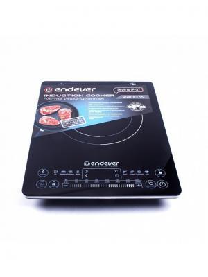 Плитка индукционная электрическая Endever Skyline 37-IP .. Цвет: черный