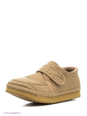Ботинки ЭГО. Цвет: хаки