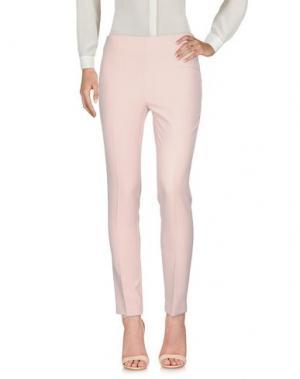 Повседневные брюки SISTE' S. Цвет: телесный