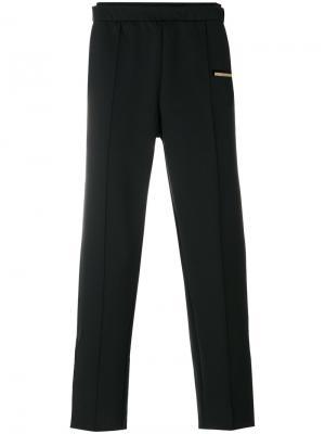 Спортивные брюки Satisfy. Цвет: чёрный