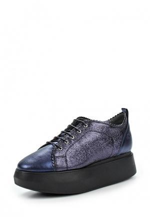 Ботинки Guardiani Sport. Цвет: синий