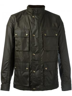 Куртка Trialmaster Wax Belstaff. Цвет: коричневый