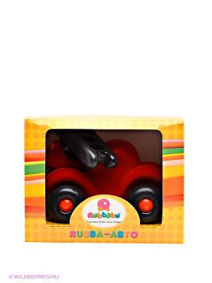 Машина пожарная Rubbabu. Цвет: красный