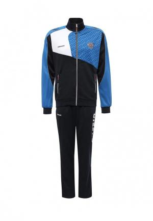 Костюм спортивный Forward. Цвет: синий