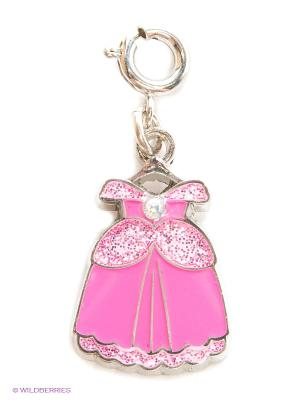 Подвеска на браслет  Платье принцессы CHARM IT. Цвет: розовый