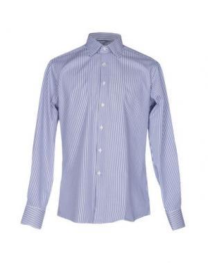 Pубашка INGRAM. Цвет: темно-синий