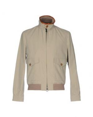 Куртка MONTEDORO. Цвет: серый