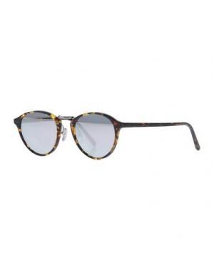 Солнечные очки SPEKTRE. Цвет: охра