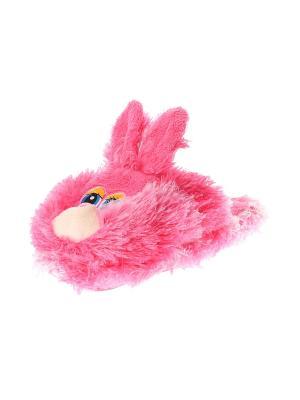 Тапочки домашние детские Migura. Цвет: розовый, желтый, белый, черный, синий