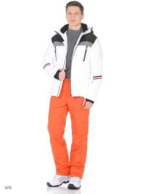 Куртка High Experience. Цвет: белый