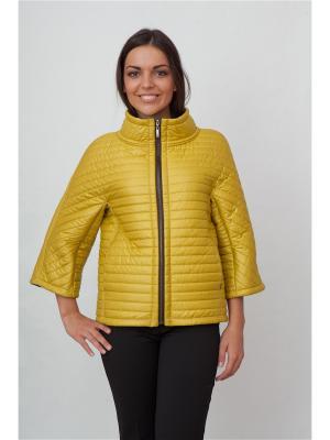Куртка Chateau Fleur. Цвет: желтый