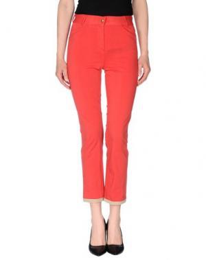 Повседневные брюки PAMELA HENSON. Цвет: красный