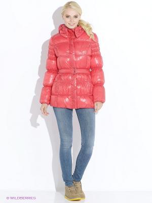 Куртка Grishko. Цвет: красный
