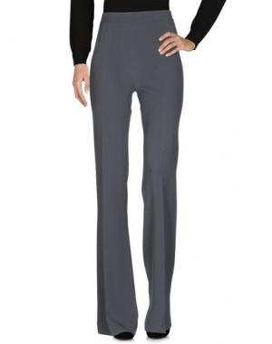 Повседневные брюки ROSE & LINI. Цвет: серый