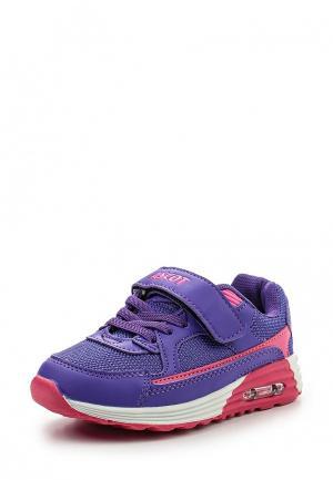 Кроссовки Ascot. Цвет: фиолетовый