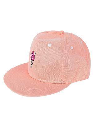 Кепка Мороженое (розовая) Kawaii Factory. Цвет: розовый