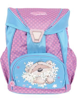 Рюкзак школьный PROFF. Цвет: голубой