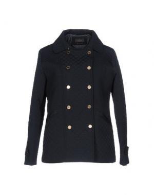 Куртка FORECAST. Цвет: темно-синий
