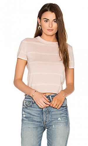 Кашемировый свитер annabelle 360 Sweater. Цвет: розовый