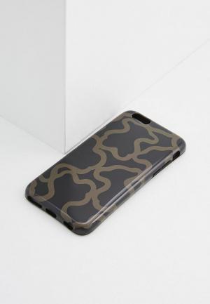 Чехол для iPhone Tous. Цвет: черный