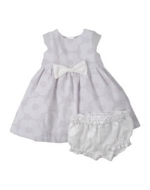 Платье HUCKLEBONES. Цвет: сиреневый