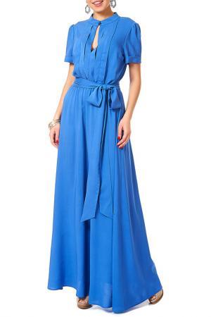 Платье Argent. Цвет: фиолетовый