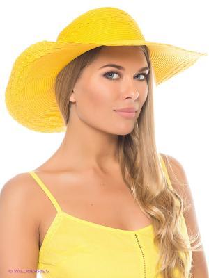 Шляпа Mascotte. Цвет: оранжевый