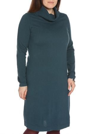 Платье Daniel Hechter. Цвет: темно-бирюзовый