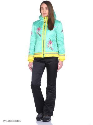 Куртка Sport Vision. Цвет: зеленый