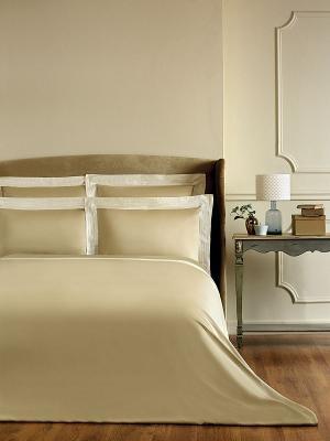 Комплект постельного белья Эдем TOGAS. Цвет: оливковый