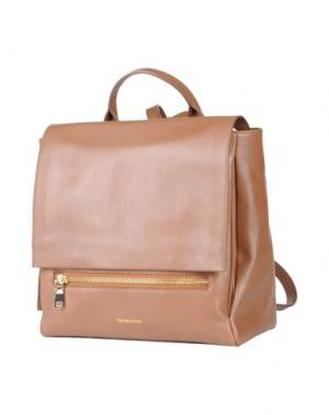 Рюкзаки и сумки на пояс VIA REPUBBLICA. Цвет: какао